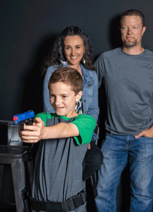 Family Shooting Competition