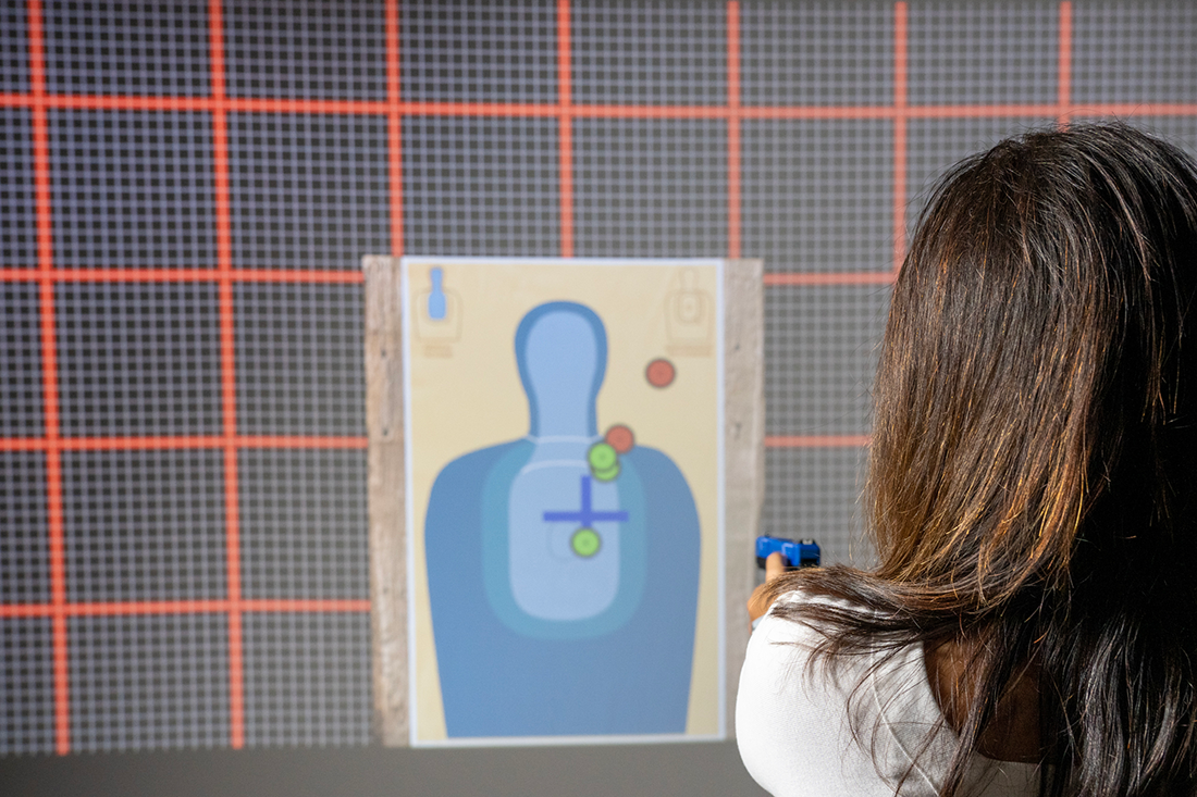 Low-Cost Alternative to Gun Ranges