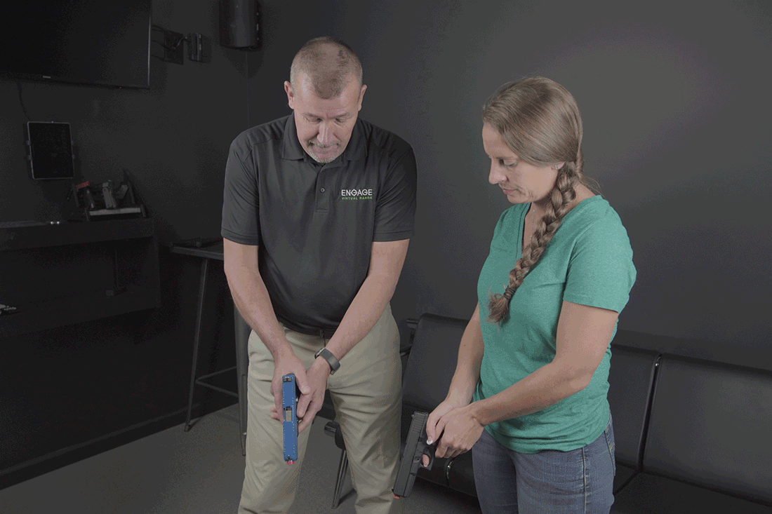Are You Prepared to Use Your First Live Firearm?