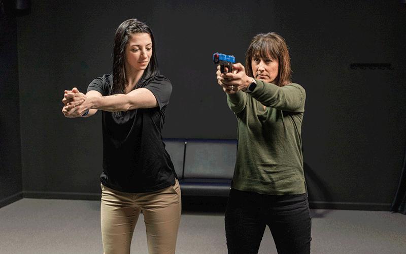 Shooting basics and fundamentals