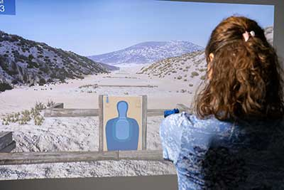 Advantages of a Virtual Shooting Range