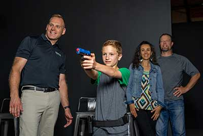 Are Virtual Shooting Ranges Safe For Kids?